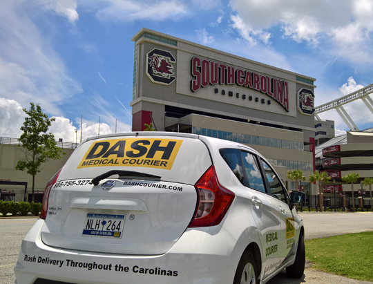 Want to Drive for DASH?