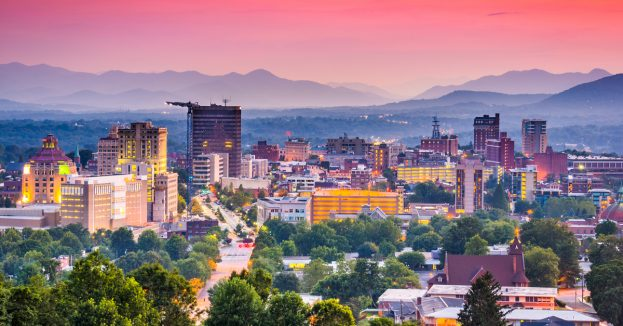 DASH's Courier Services Are Now Available to Asheville, NC