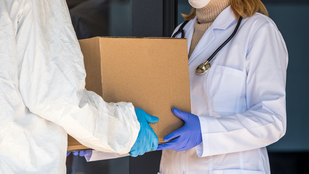 Medical Courier Services, NC, SC
